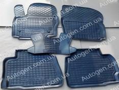 Коврики салона Ford Mondeo 4 (2007-2014) (5шт) (Avto-Gumm)
