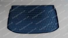 Коврик в багажник Chevrolet Aveo T300 HB (2011->) (хечбек)  (Avto-Gumm Полиуретан)