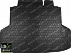 Коврик в багажник Chery E5  (2012-2016) (Avto-Gumm Полиуретан)