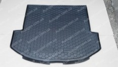 Коврик в багажник Hyundai Santa Fe 3 (Grand) (2014-2018) (7 мест) (Base)  (Avto-Gumm Полиуретан)