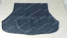 Коврик в багажник Kia Cerato 3 SD (2012->) MID  (Avto-Gumm Полиуретан)