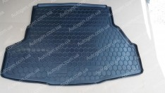 Коврик в багажник JAC J5 (2009->) (Avto-Gumm Полиуретан)