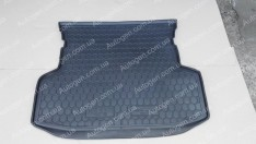 Коврик в багажник Geely GC6 (MK) (2014->) (Avto-Gumm Полиуретан)