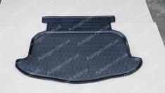 Коврик в багажник Geely Emgrand EC7 HB  (2011->) (Avto-Gumm Полиуретан)