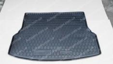 Коврик в багажник Geely Emgrand X7 (2011->)  (Avto-Gumm Полиуретан)