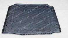 Коврик в багажник Skoda Fabia 2 HB  (хетчбэк) (2007-2014) (Avto-Gumm Полиуретан)