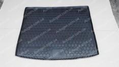 Коврик в багажник Volkswagen Touareg 2 (2010->)  (Avto-Gumm Полиуретан)