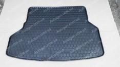 Коврик в багажник Toyota Highlander 2 (2008-2014) (7мест)  (Avto-Gumm Полиуретан)