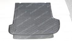 Коврик в багажник Great Wall Hover H5 (2010->) (Avto-Gumm Полиуретан)