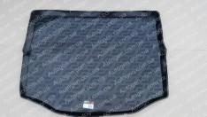 Коврик в багажник ГАЗ Газель 2705 (7мес) (2 ряд.сид.) (Lada-Locker)