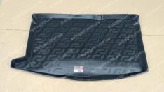 Коврик в багажник Mazda 2 HB (2008-2014) (Lada-Locker)