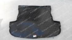 Коврик в багажник Mitsubishi Outlander 3 (без органайзера)  (2012->) (Lada-Locker)