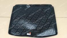 Коврик в багажник Seat Leon 2 (2005-2012) (Lada-Locker)