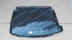 Коврик в багажник Seat Leon 3 HB (5 дверей) (2012->) (Lada-Locker)