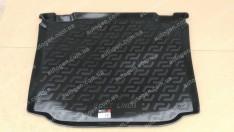 Коврик в багажник Skoda Roomster (2006->) (Lada-Locker)