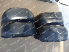 Подкрылки Peugeot Partner 1 (1996-2008) (4шт) (Mega-Locker)