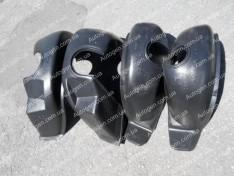 Подкрылки ВАЗ 2108, ВАЗ 2109, ВАЗ 21099 (4шт) (Mega-Locker)