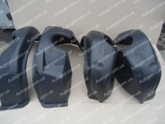 Подкрылки Защита Локера ВАЗ (LADA) 2114 2115