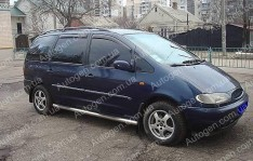 Ветровики Ford Galaxy (1996-2006) CT