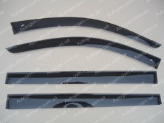 Ветровики Ford S-Max 1 (2006-2014) CT