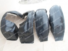 Подкрылки Chery Fora А520 (Chery Elara) (2006->) (4шт) (Nor-Plast)