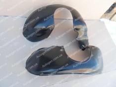 Подкрылки Fiat Doblo 1 (2000-2010) (Передние 2шт.) (Nor-Plast)