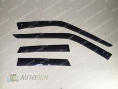 Ветровики Nissan Murano 2 (Z51) (2008-2014) CT
