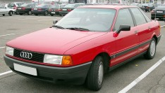 Подкрылки Защита Локера Audi 80 / Audi 90 (кузов b3 /b4) (1986-1996)