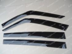 Ветровики Opel Zafira C (2011->)  CT
