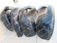 Подкрылки Mazda 3 (2003-2009) (4шт) (Nor-Plast)
