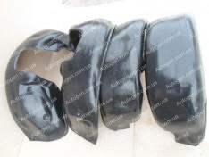 Подкрылки Renault Megane 2 (2002-2008) (4шт) (Nor-Plast)
