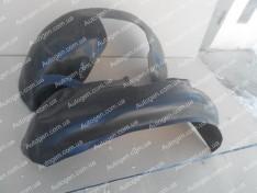 Подкрылки Skoda Octavia A4 Tour (1996-2010) (Передние 2шт.) (Nor-Plast)