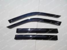Ветровики Subaru Forester 3 (2008-2013) CT