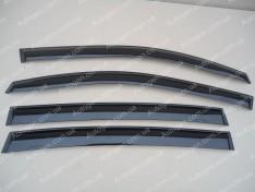 Ветровики Chevrolet Tacuma (2000-2008) KR