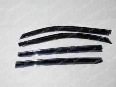Ветровики Chevrolet Orlando (2010-2019) KR