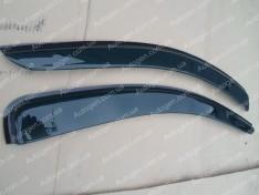 Ветровики Peugeot Bipper (2008->)  ANV