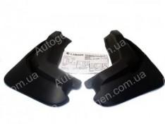 Брызговики модельные Ford Focus 3  HB (2011->) (задние 2шт.) (Lada-Locker)