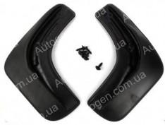 Брызговики модельные Kia Ceed 2 HB  (2012->) (задние 2шт.) (Lada-Locker)