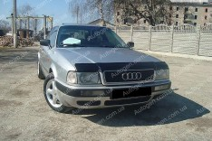 Мухобойка AUDI 80 B4   (1991-1995) VIP