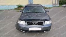Мухобойка AUDI A6 C5  (1997-2004) VIP