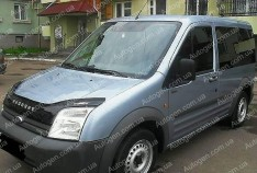 Мухобойка Ford Connect  (2002-2013) VIP