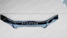 Мухобойка Hyundai Elantra 3 (XD) (2003-2006)  VIP