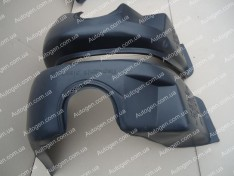 Подкрылки ВАЗ 2113, ВАЗ 2114, ВАЗ 2115 (Передние 2шт.) (Mega-Locker)