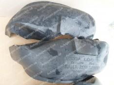 Подкрылки ВАЗ Priora 2170-2171-2172 (Передние 2шт.) (Mega-Locker)