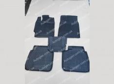 Коврики салона Toyota Camry 50 (2011-2018) (5шт) (Avto-Gumm)