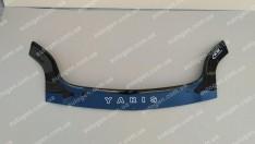 Мухобойка Toyota Yaris 2 HB (2006-2011)  VIP