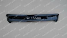 Мухобойка Geely Emgrand X7 (короткая до фар) (2011->)  VIP