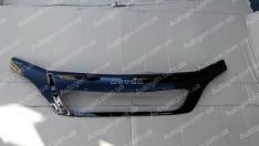 Мухобойка Opel Astra G (1997->) (с решеткой) VIP