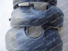 Подкрылки Chevrolet Aveo T200 (2002-2006) (Передние 2шт.) (Mega-Locker)