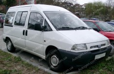 Мухобойка Fiat Scudo (1995-2004) Fly